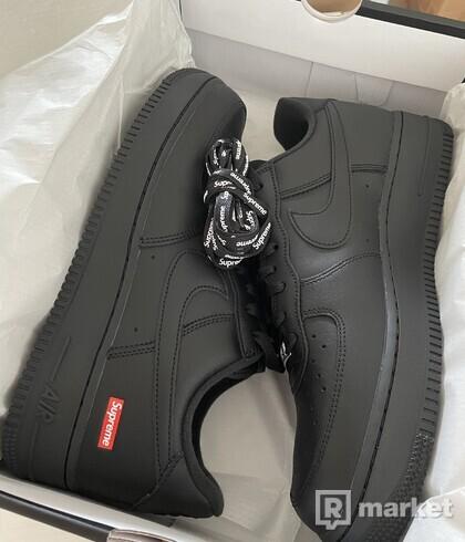 Nike Supreme Air Force 1 US 9