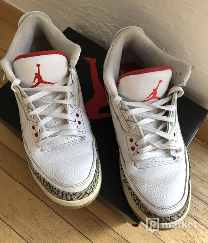 "Air Jordan 3 ""Hall of Fame"",""Katrina"""