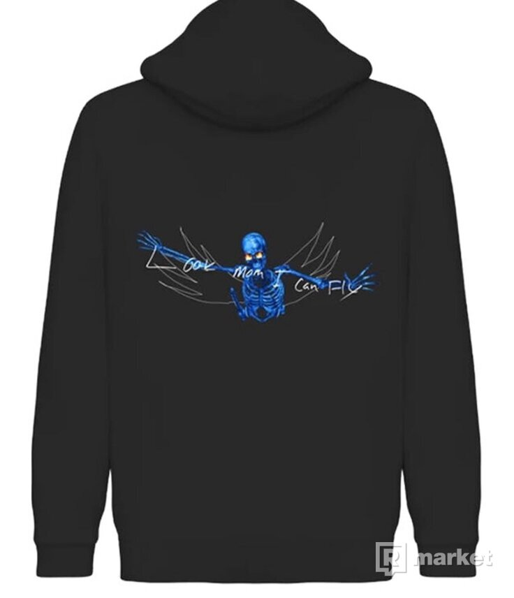 Travis Scott Look Mom I Can Fly hoodie