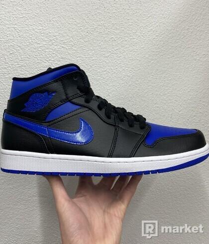 """Air Jordan 1 Mid """"Royal"""" - US10.5"""