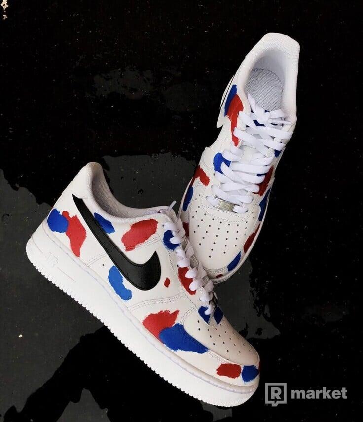 Nike AF1 LOW Camo