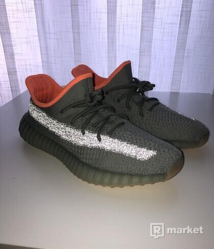 Adidas yeezy boost 350 V2 Desert Sage vymena/trade