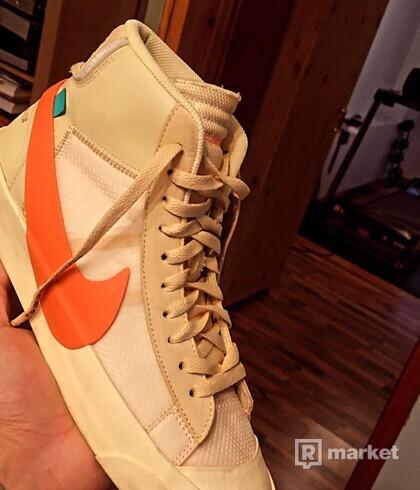 Nike x Off White Blazer All Hallow's Eve