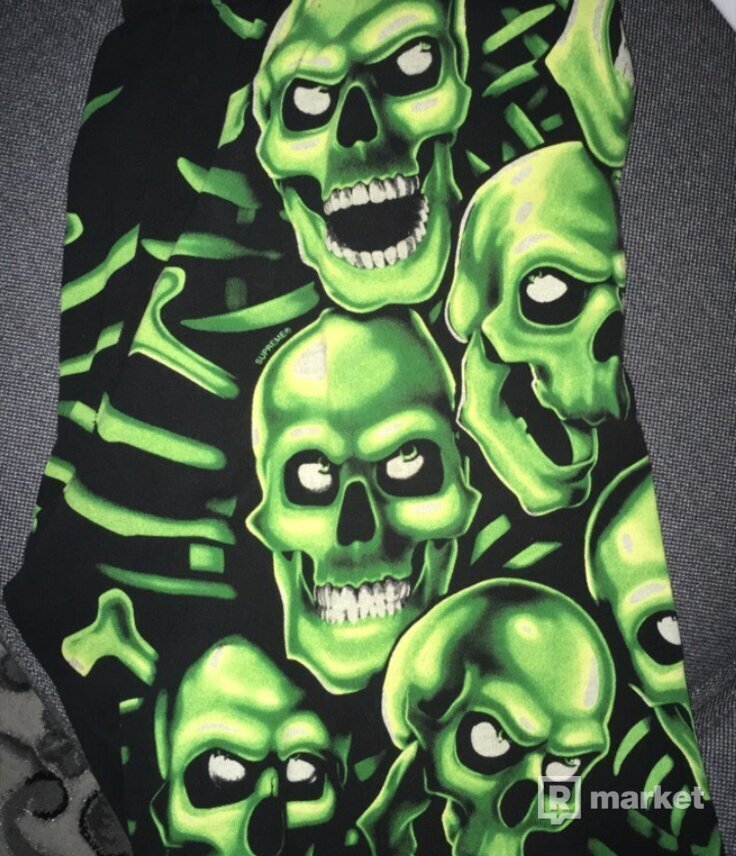 Supreme skull pill shorts
