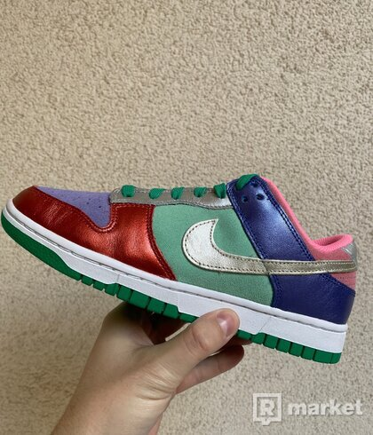 Nike Dunk Low Sunset Pulse (W)