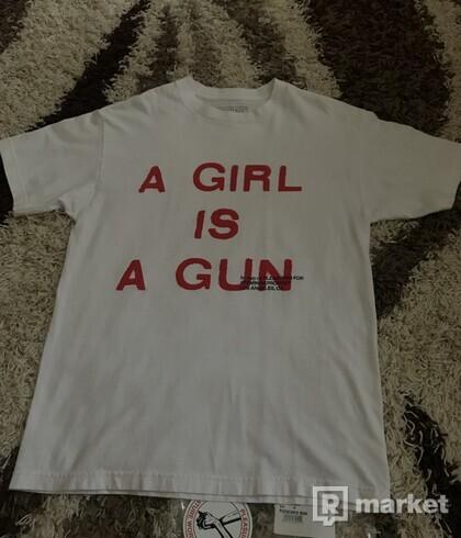 Pleasures A GIRL IS A GUN
