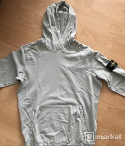 "ASAP WTS-Stone Island hoodie ""grey"""