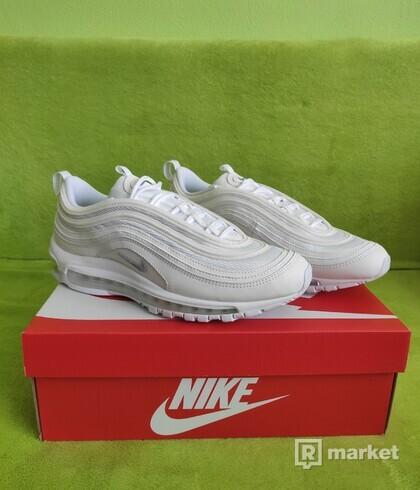 Nike air max 97 White/Wolf Grey