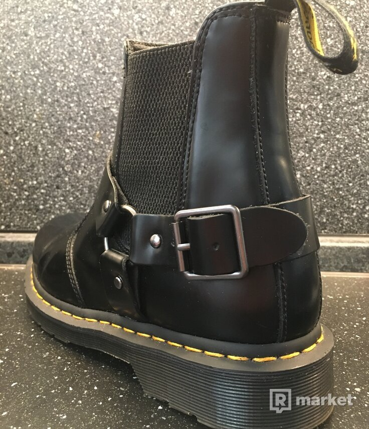 *rare* Dr. martens Wincox Chelsea boots