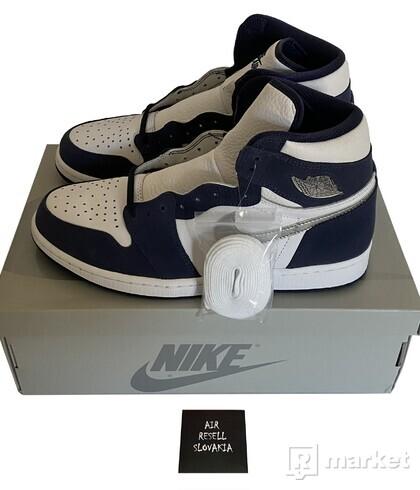 Nike Air Jordan 1 Retro High COJP Midnight Navy