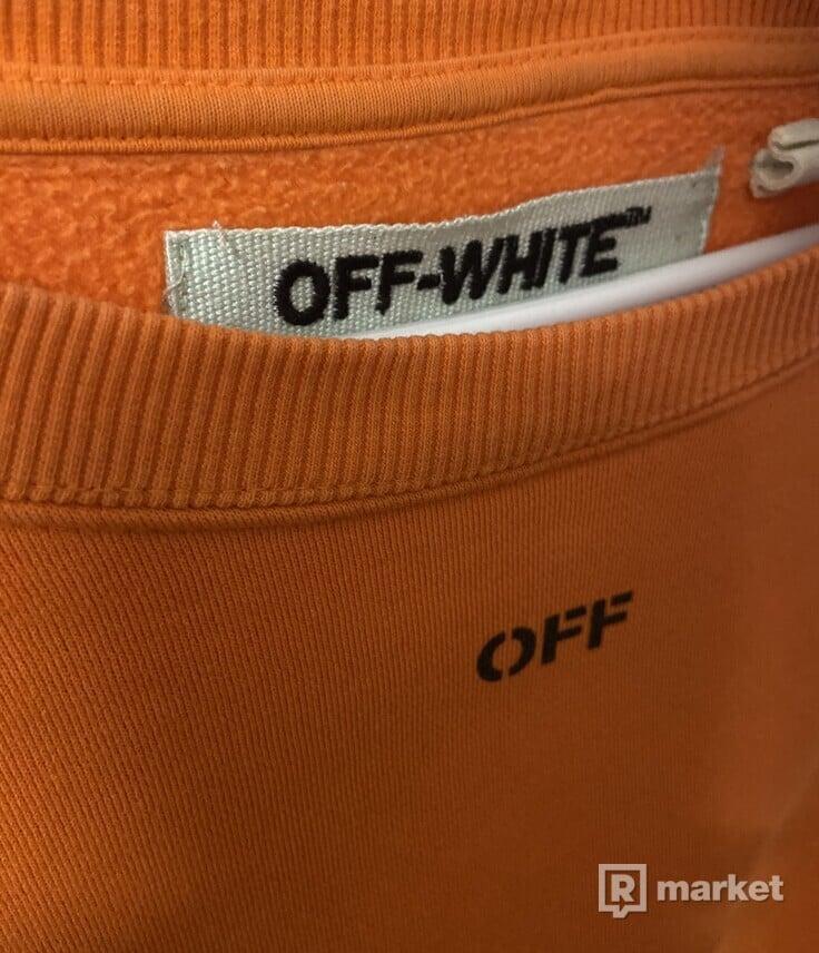 Off-White x Vlone crewneck