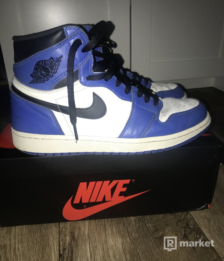 Air Jordan 1 Game Royale Og