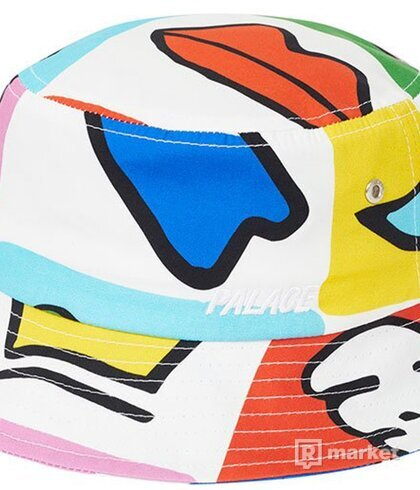 Palace JCDC2 Bucket hat Multi S/M