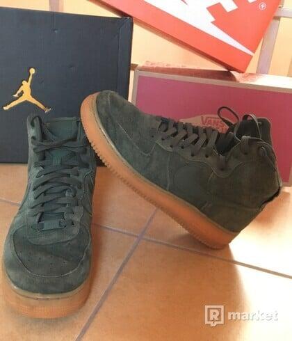 Nike Air Force 1 Vintage Green