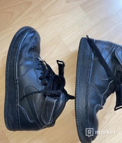 Nike air force 1, high black