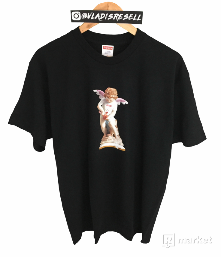 Supreme Cupid Tee Black
