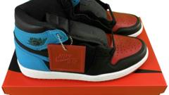 Air Jordan 1 High NC To Chi Leather (W)