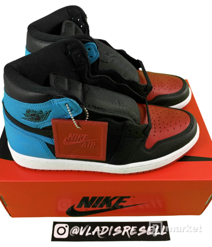 Air Jordan 1 High NC To Chi Leather (W)