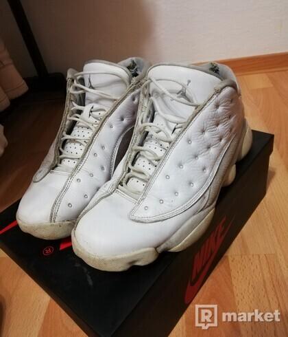 Nike air jodan 13 pure money