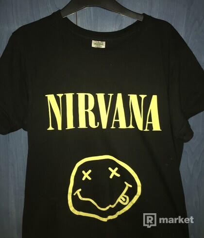 Nirvana tričko