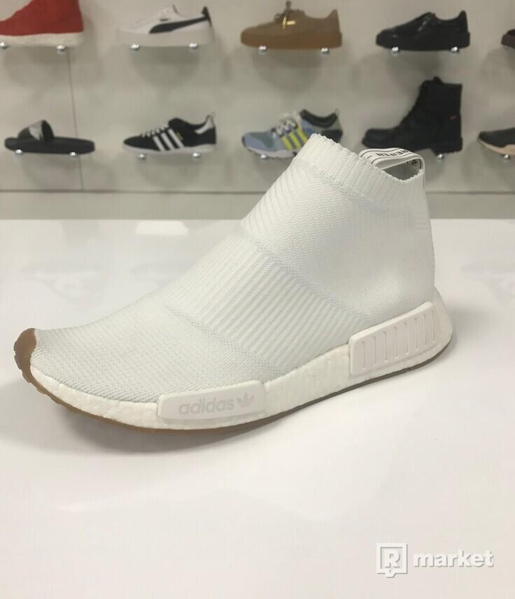 Adidas NMD CS1 Tripple White Gum Pack
