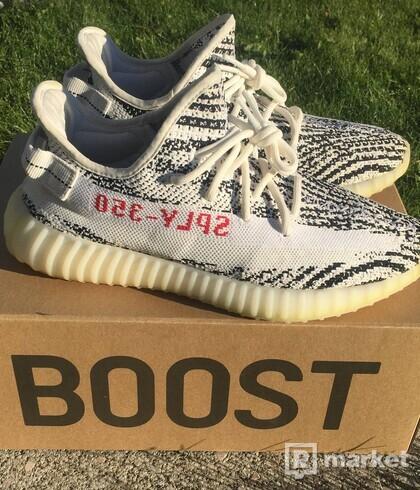 Yeezy Boost 350 v2 Zebra  US9