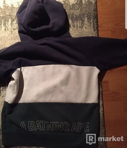 Bape World Gone Mad Hoodie