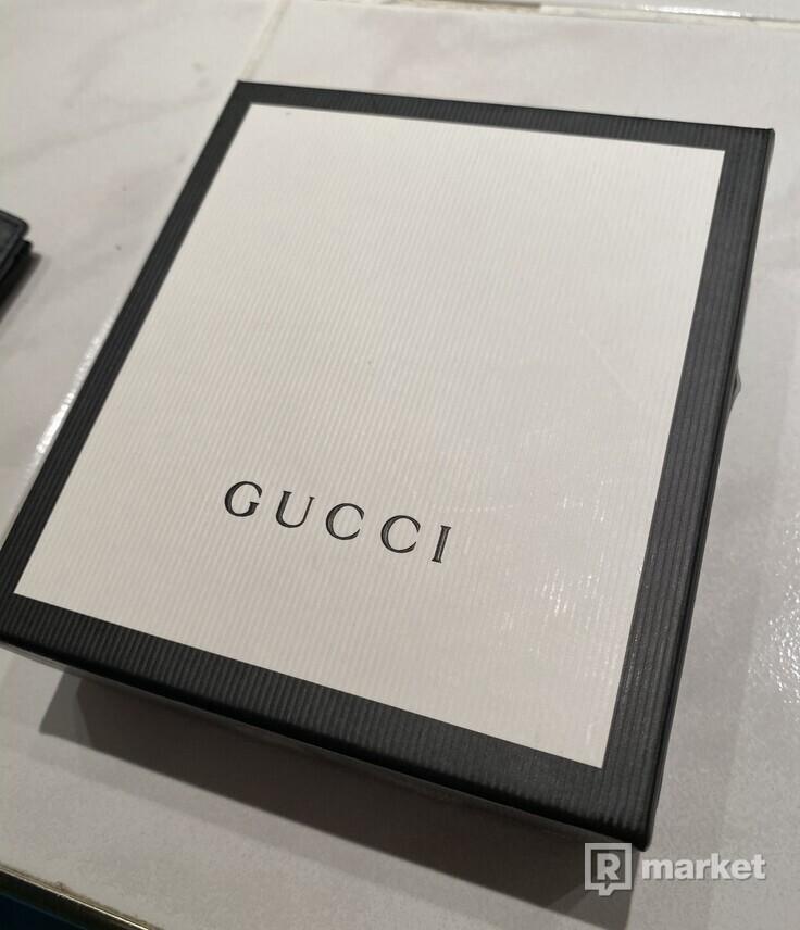 Gucci eagle head wallet