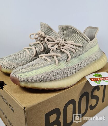 YEEZY BOOST 350 CITRIN (USED)