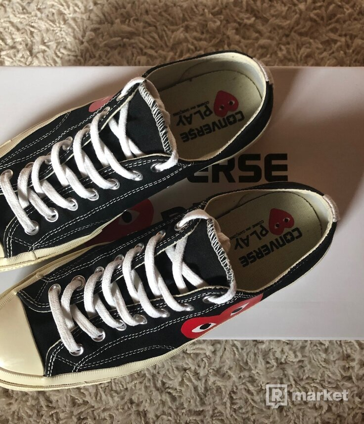 Converse CDG Play Low  '70
