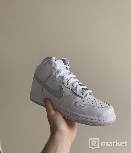 Nike dunk Pure Platinum