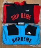 Supreme x The North Face TNF Fleece Parka