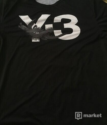 Y-3 dragon tee