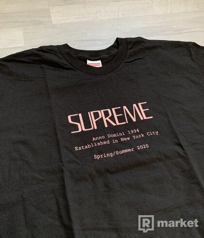 Supreme Anno Domini Tee