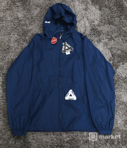Palace Zollar Jacket Blue