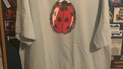 Supreme Ladybug Tee Pale Blue