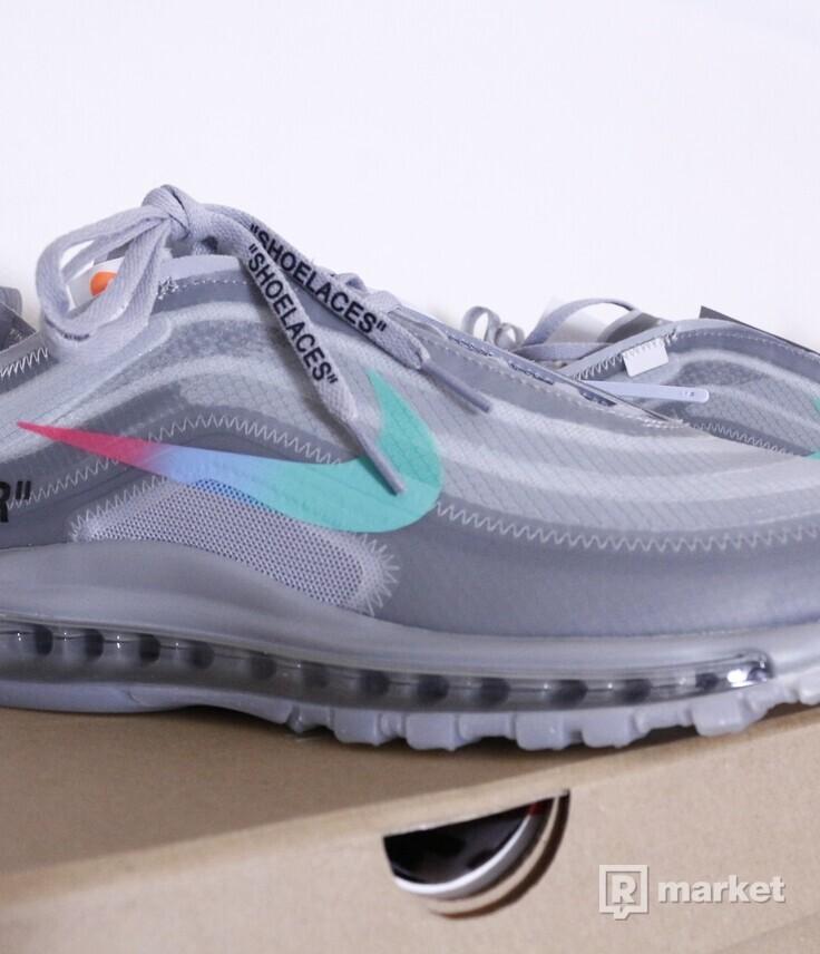 Nike x OFF WHITE 97 Menta