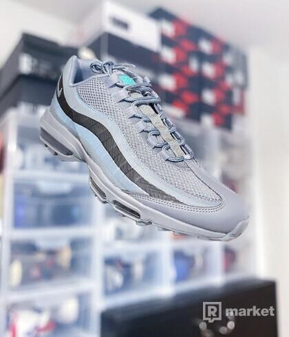 "Nike Air Max 95 Ultra ""Cool Grey"""