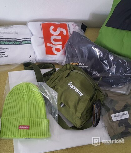 Supreme ,TNF yeezy