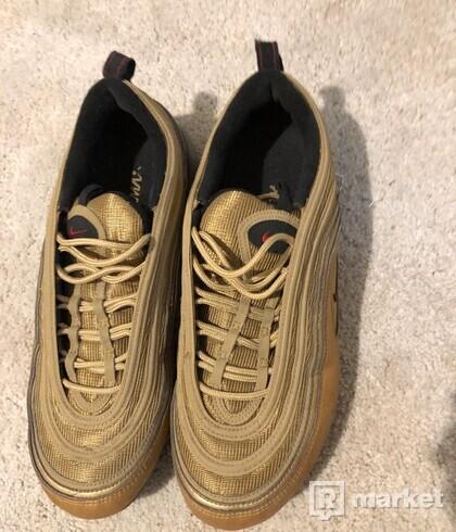 Nike Air Max 97 Vapormax Metallic Gold