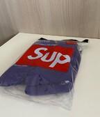Supreme/Hanes Crew Socks Purple