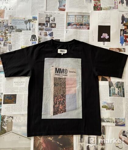 MM6 Maison Margiela tričko S