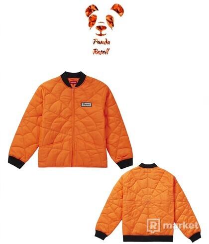 supreme spider jacket