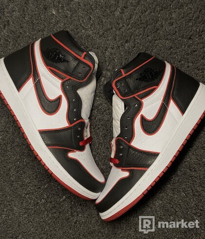 "Air Jordan 1 Retro High ,,Bloodline"""