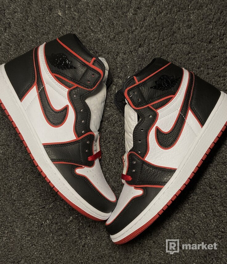 Air Jordan 1 Retro High ,,Bloodline""