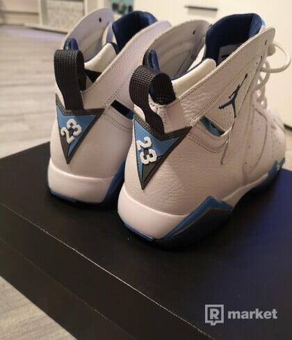 "Air Jordan Retro 7 ""French Blue"""