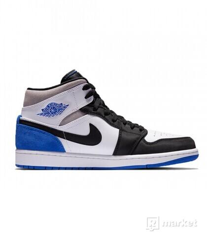 Air Jordan 1 Mid Union Blue