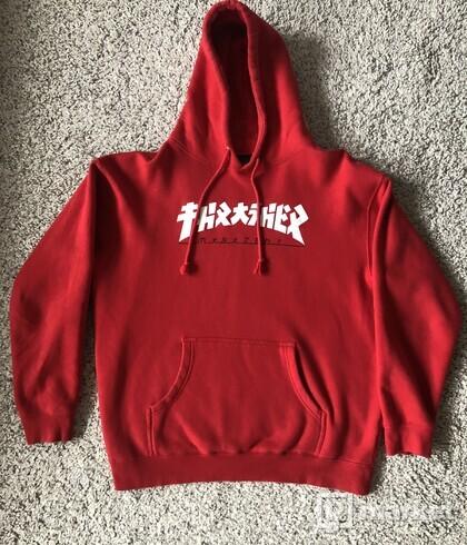 Thrasher x Godzilla hoodie