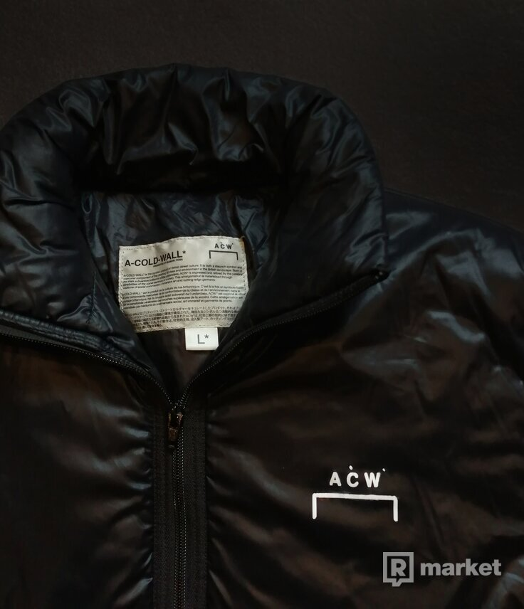 A COLD WALL* JACKET