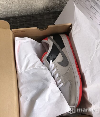 Nike SB Dunk Low Infrared EU43/US9,5